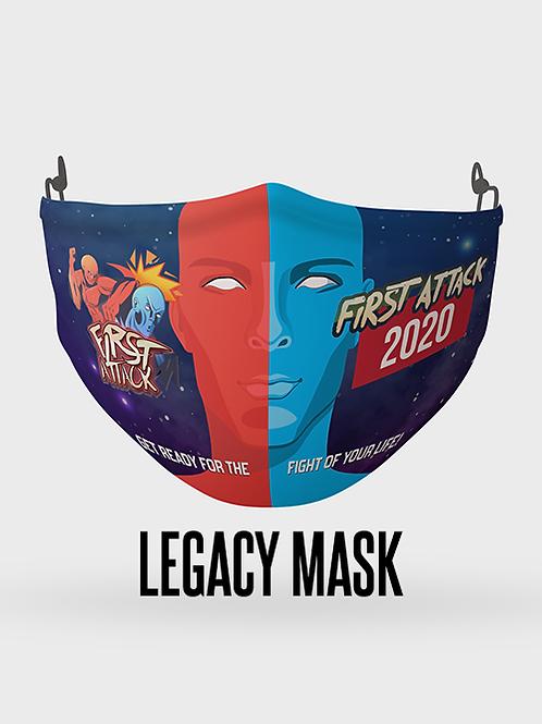 First Attack 2020 Facemasks
