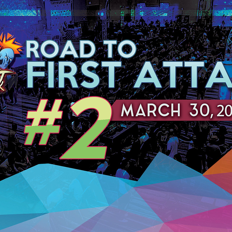Road to First Attack Monthlies #2