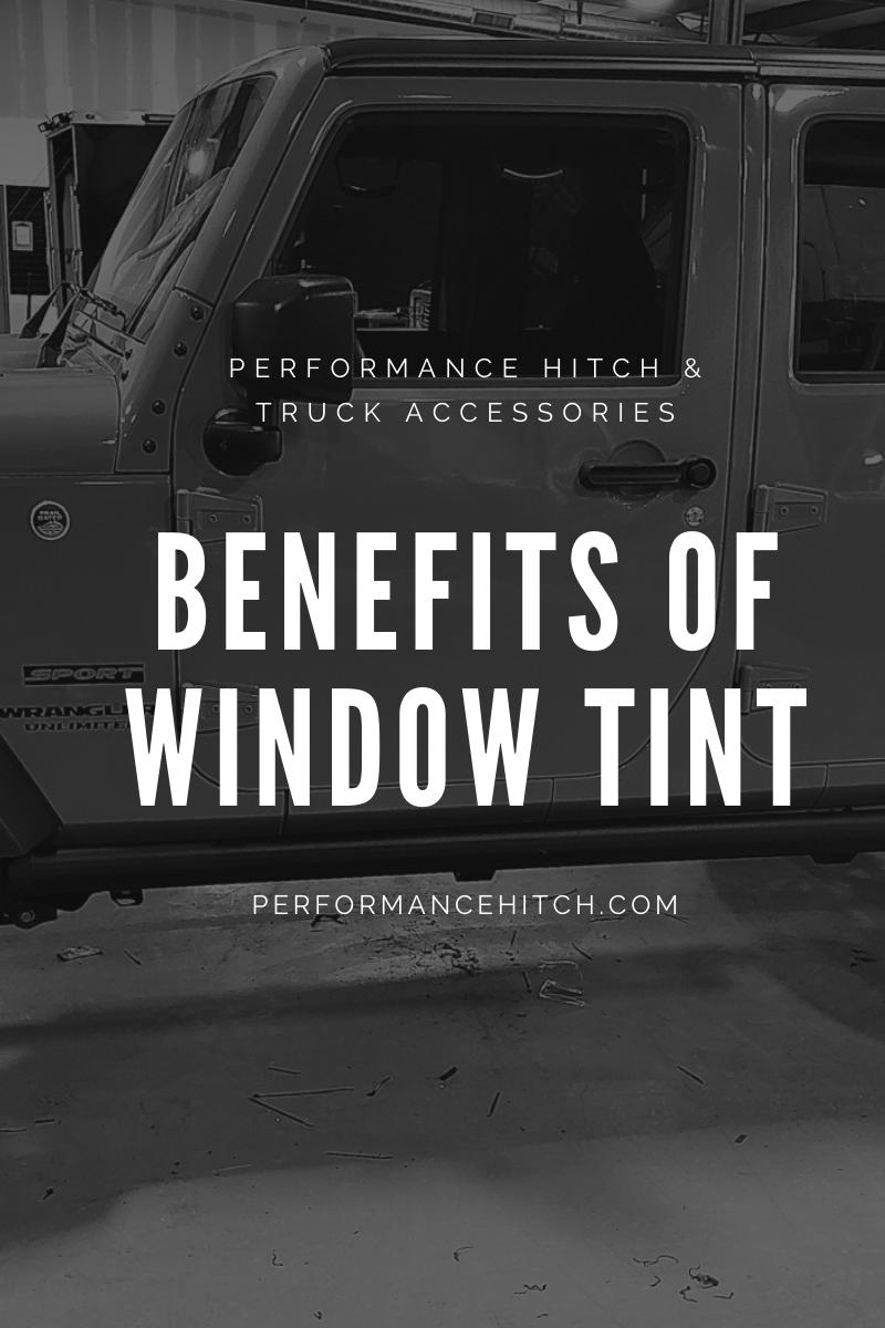 jeep wrangler with window tint