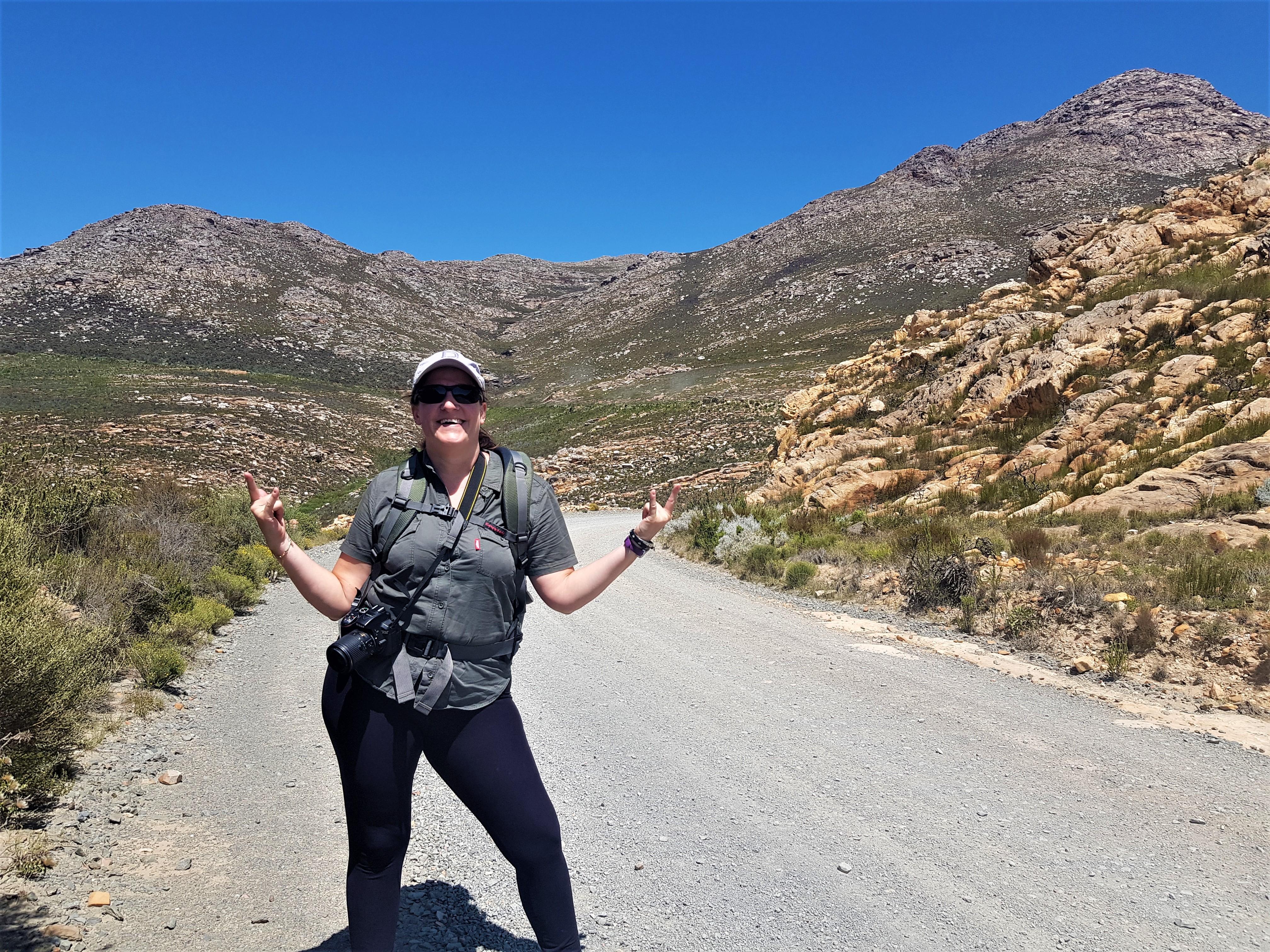Swartberg Hike_Truimph after hike