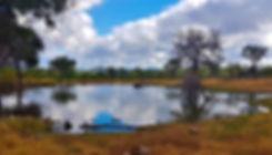 Maseke Dam 1