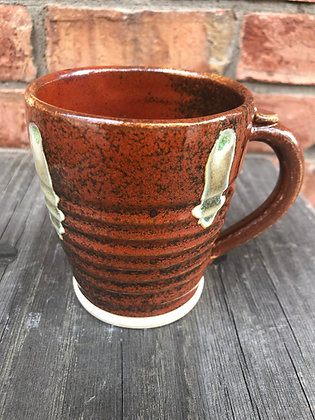 Mug, Tomato Red
