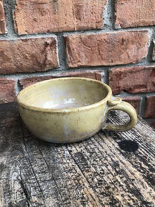 Soup Mug, Pale Yellow