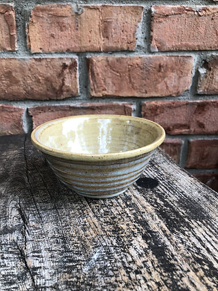 Bowl, Small Pale Yellow