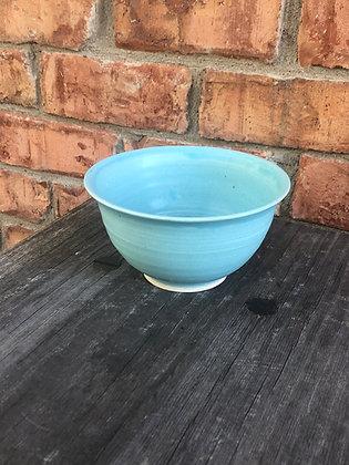 Bowl, Light Teal