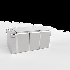 450 Watt   Vt. -10°C   Ventile sind bauseitig zu liefern