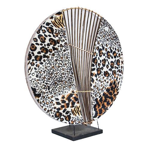 Kunstfell-Lampe Indila Animal