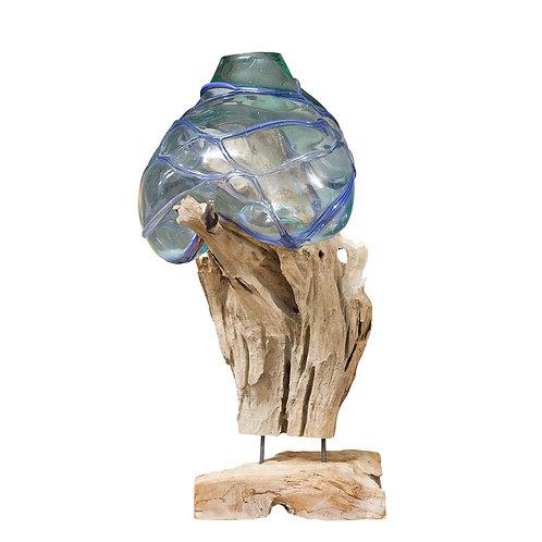 Holz-Skulptur Organic