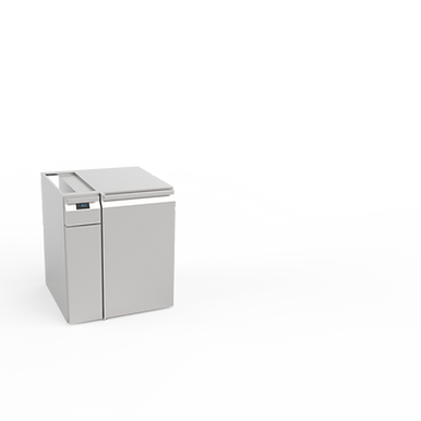 Tiefkühlkorpus 1 x GN 1/1, zentralgekühlt