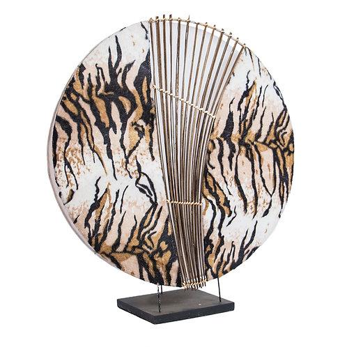 Kunstfell-Lampe Indila Tiger