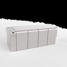 560 Watt   Vt. -10°C   Ventile sind bauseitig zu liefern