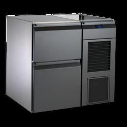 GN-Kühlkorpus mit Aggregat