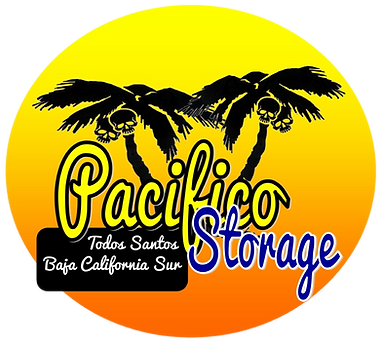 Pacifico Storage Logo