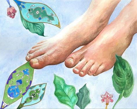 Guru's Feet 2018