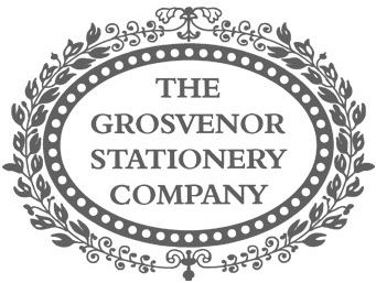 Grosvenor Stationary Company Logo