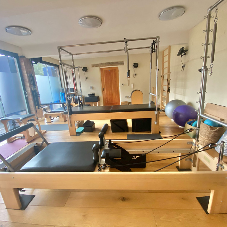 Pilates mat and Reformer classes Old Stable Wellness