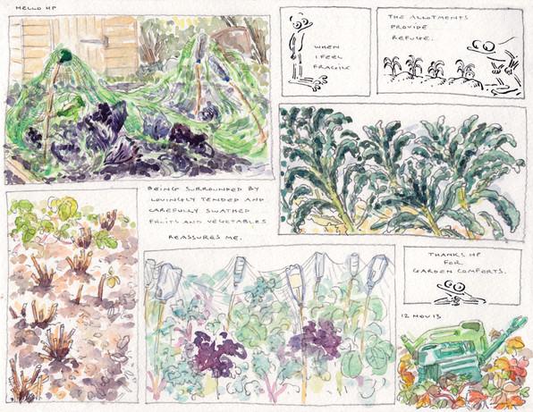11.12.13 Garden Comforts