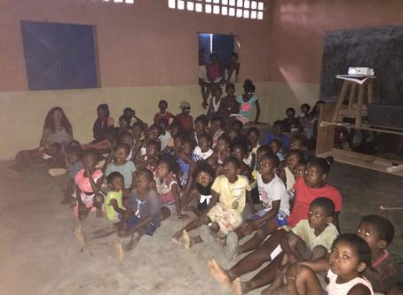 Summer camp at École Mamiko: goodbye, Djangoa!