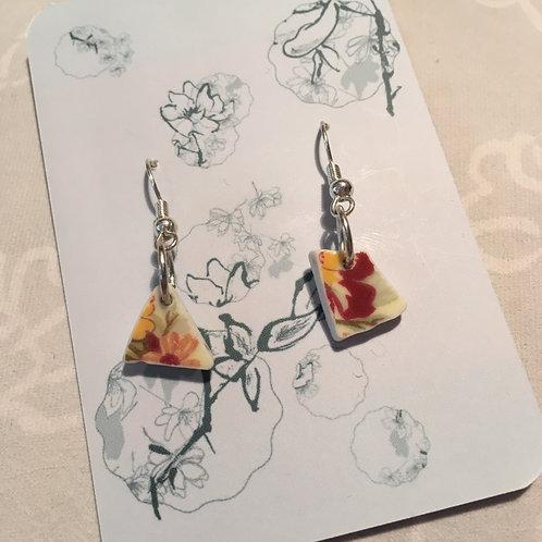 Ceramic Shard Earrings