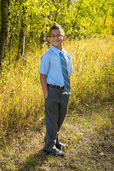 Boys Elementary School Tie