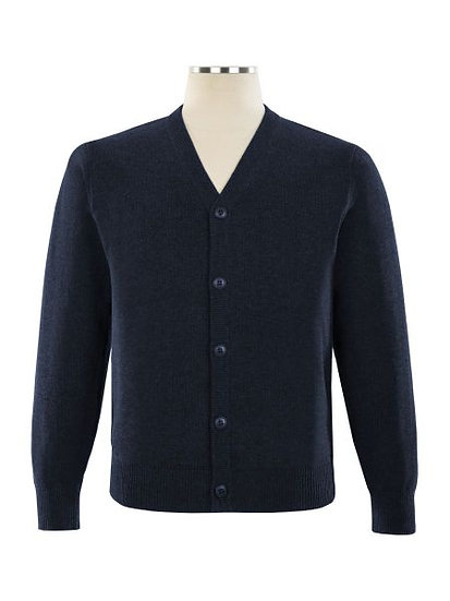 Navy Cardigan -Boys