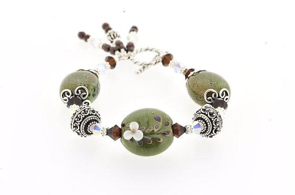 Victorian Secret Bracelet-Olive