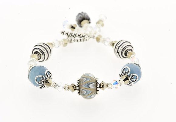 Elegance Bracelet-Blue