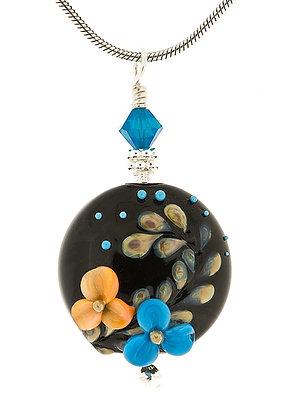 Victorian Secret Necklace-Black