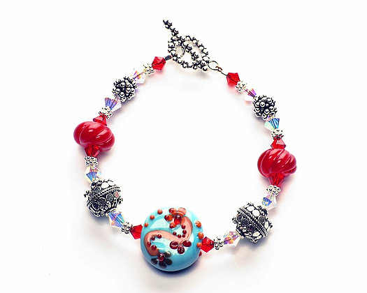 Moroccan Inspired Bracelet