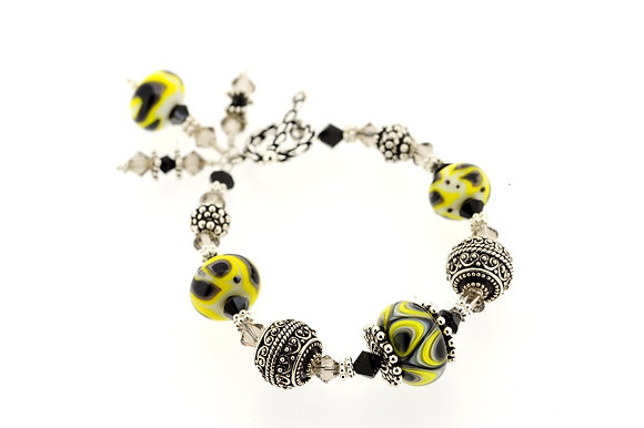Elegance Bracelet-Yellow