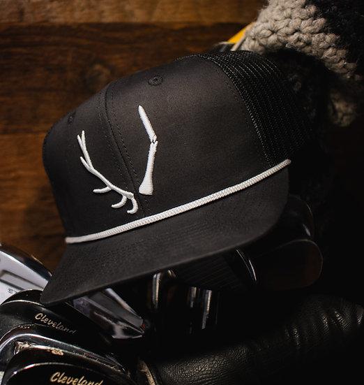 Black Antler Trucker Hat