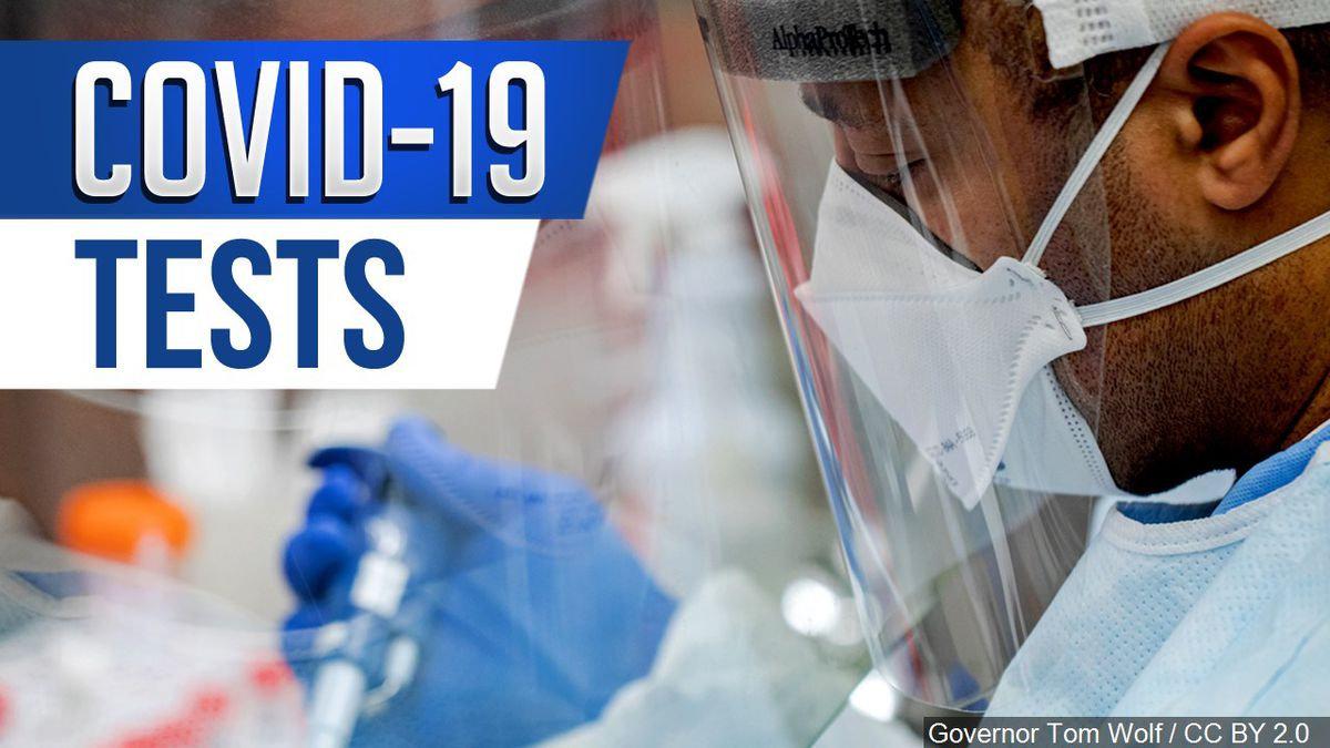 COVID- 19 PCR Testing