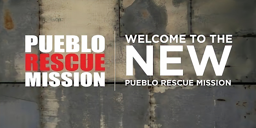 The Pueblo Rescue Mission Virtual Fundraiser