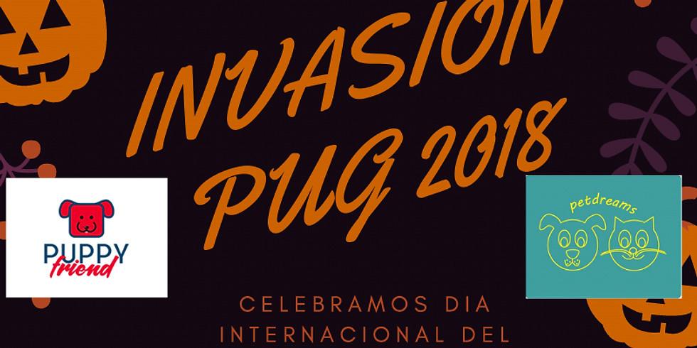 Invasión Pug 2018