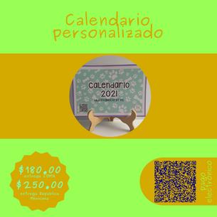 Calendario icniuh 2021