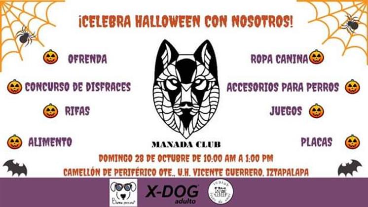 ¡Celebra Halloween con nosotros!