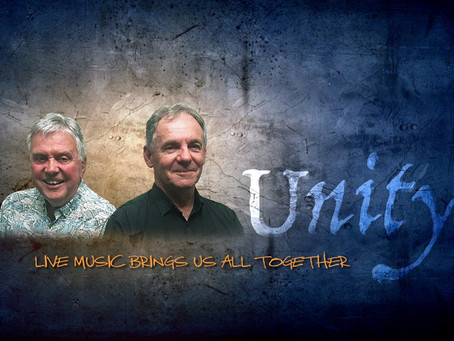 Fri 9th October, 7pm to 10pm – Unity Live!