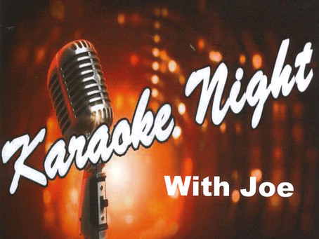 Karaoke Night! Fri 5th March, 7pm