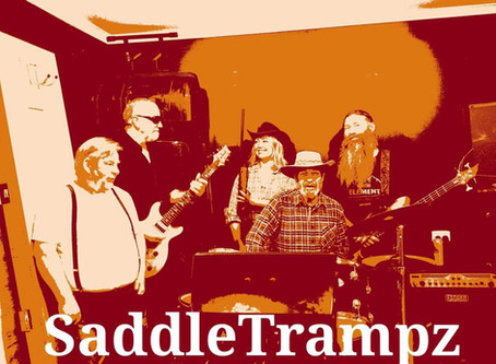 Saddle Trampz Live! Fri 19th June, 7pm