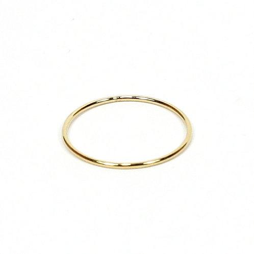 Gold-filled Stacking Ring