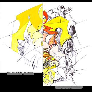 IMAGININGS details left & right