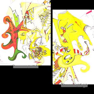 SUNNYSIDE detail left & right