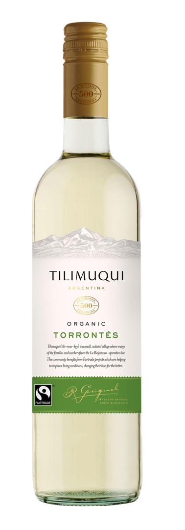 TILIMUQUI Torrontes Organic and Fairtrad