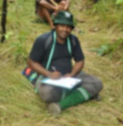 IUCN conservationist
