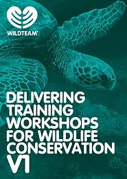 Delivering Training Workshops fo Wildlife Conservation