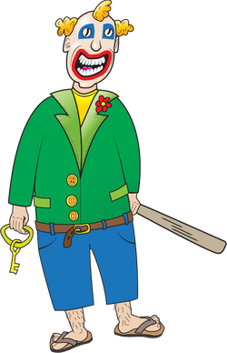 Hubris the Clown