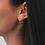 Thumbnail: MINI CIRCLE EARRINGS