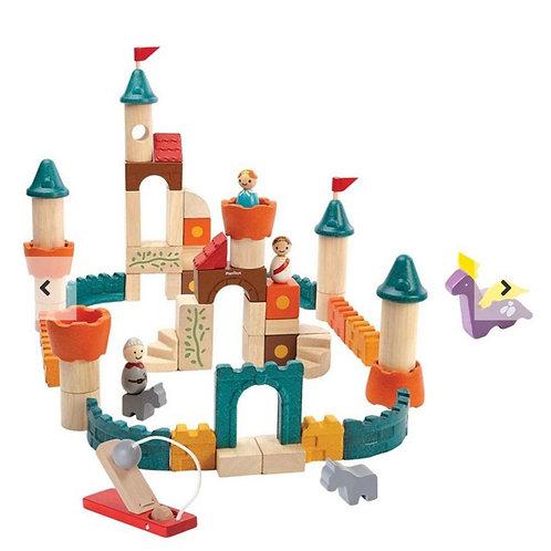 Castillo construcción