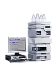 Analytical and preparative HPLC units