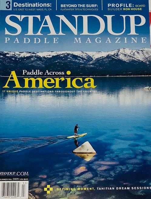 SPMAG • V1N3 • Paddle Across America